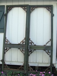1000+ ideas about Painted Screen Doors on Pinterest ...