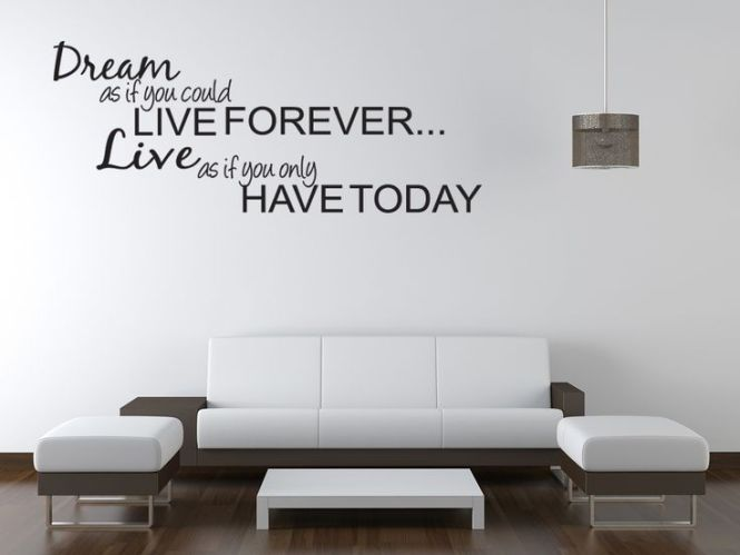 Details About Dream Live S Bedroom Vinyl Wall Quote Art Decal Sticker Room Decor Gift