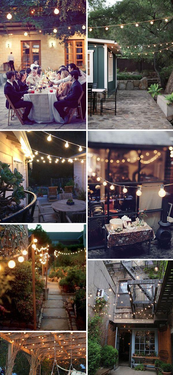 25 Best Ideas About Outdoor Garden Lighting On Pinterest
