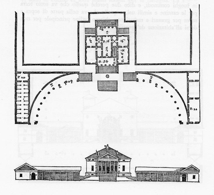 44 best images about Palladio Four Books' Villas on
