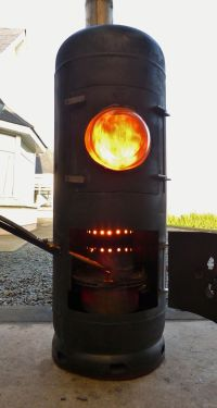 Video 7: Fantastic Waste Oil Heater  Make lots of free ...
