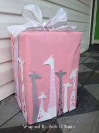 25+ Best Ideas about Baby Gift Wrapping on Pinterest ...