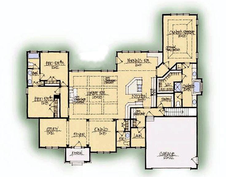 Schumacher Homes: Floorplans - Spring Hill Series
