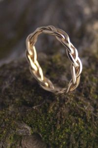 17 Best ideas about Braided Ring 2017 on Pinterest ...