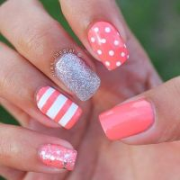 Best 25+ Super cute nails ideas on Pinterest | Cute easy ...