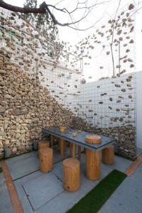 25+ Best Ideas about Gabion Wall on Pinterest   Gabion ...