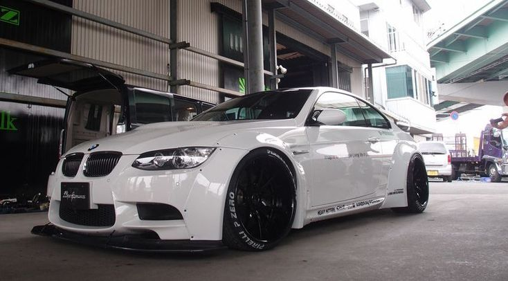 E92 BMW M3 Body Kit By LB Performance Bmw Body Kits