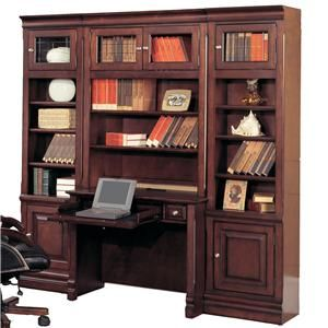 Computer Desk Bookshelf Combo  Furniture  Pinterest