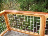 Hog Wire, Wire Decks Railings, Hog Panels, Wire Fence ...