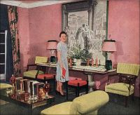 88 best images about 1940s Living Room on Pinterest ...