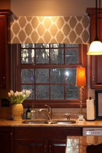 1000+ ideas about Kitchen Window Valances on Pinterest ...