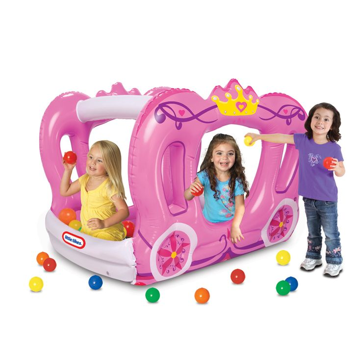 little tikes princess carriage ball pit better sourcing