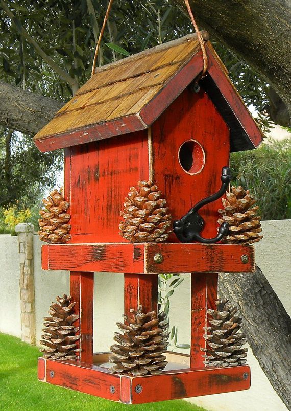 1269 best images about Bird houses on Pinterest  Gardens