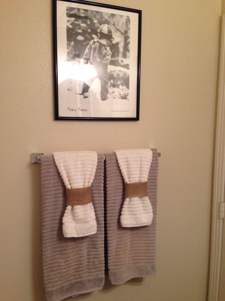 96 best images about Decorative Towels on Pinterest