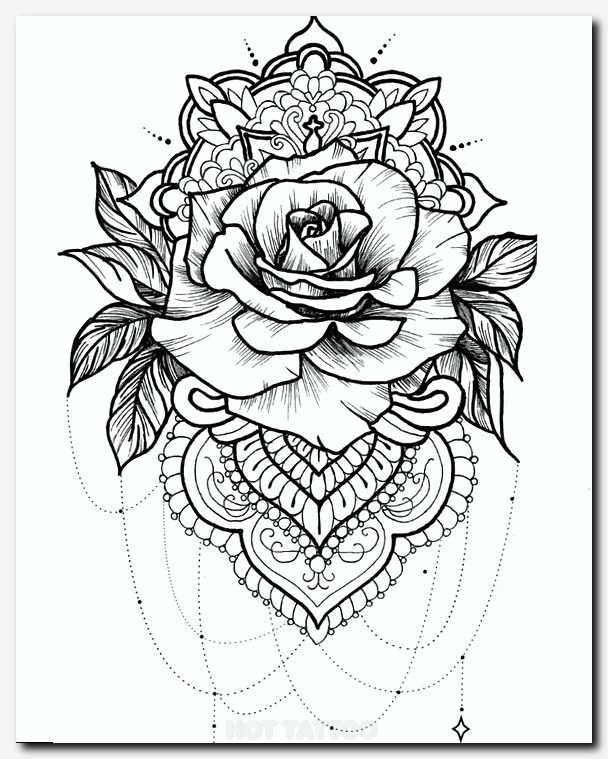 Flower Clock Tattoo Meaning