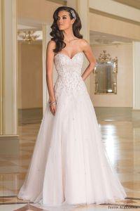 Best 25+ Strapless Wedding Dresses ideas only on Pinterest ...