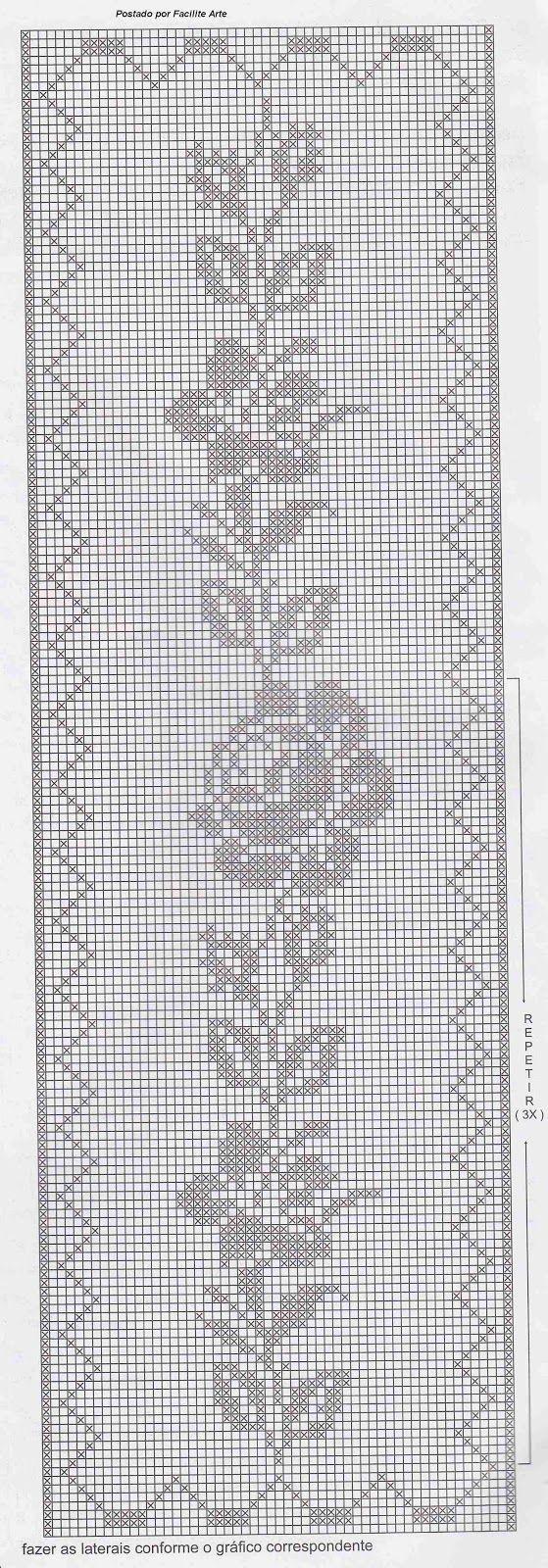 Best 20+ Fillet Crochet ideas on Pinterest
