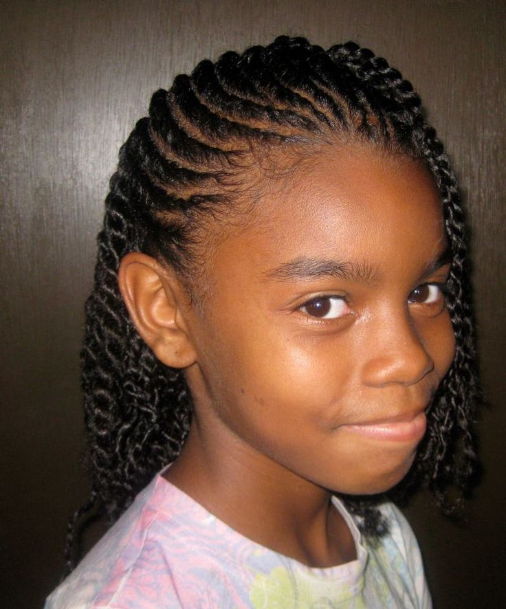 25 Best Ideas About Hairstyles For Black Kids On Pinterest