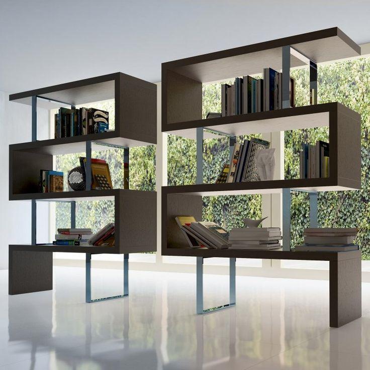 17 Best ideas about Bookshelf Room Divider on Pinterest