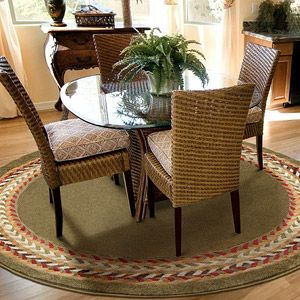 paula deen table and chairs coaster accent chair round rug under | roselawnlutheran