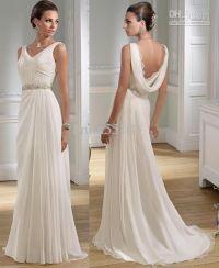 17 Best ideas about Goddess Wedding Dresses on Pinterest ...