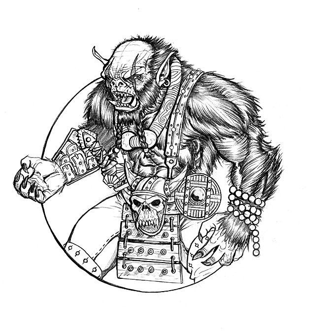 17 Best images about Fantasy Bugbear on Pinterest