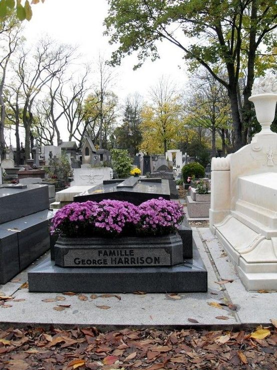 George Harrison Grave Rip Pinterest Ash Throat Cancer And Lungs