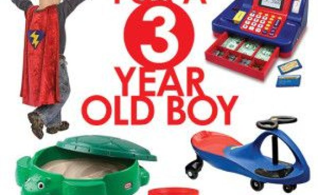 137 Best Images About Best Gifts For 3 Year Old Boys On