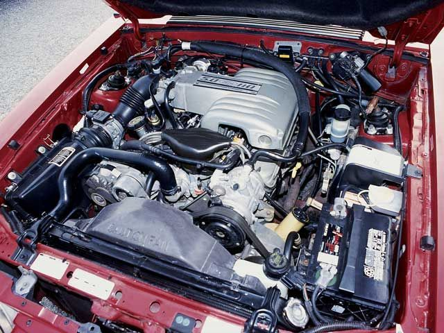93 Ford Mustang Msd Wiring Diagram 1986 Mustang Engine Bay The Rides Pinterest Engine