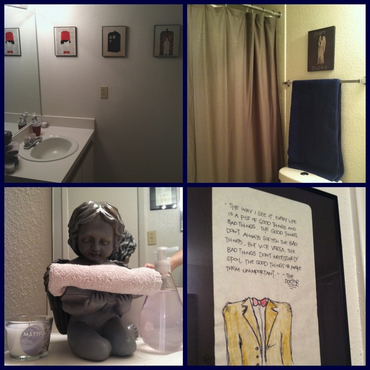 1000 ideas about Doctor Who Bathroom on Pinterest  Doctor Who Doctor Who Tardis and Dr Who