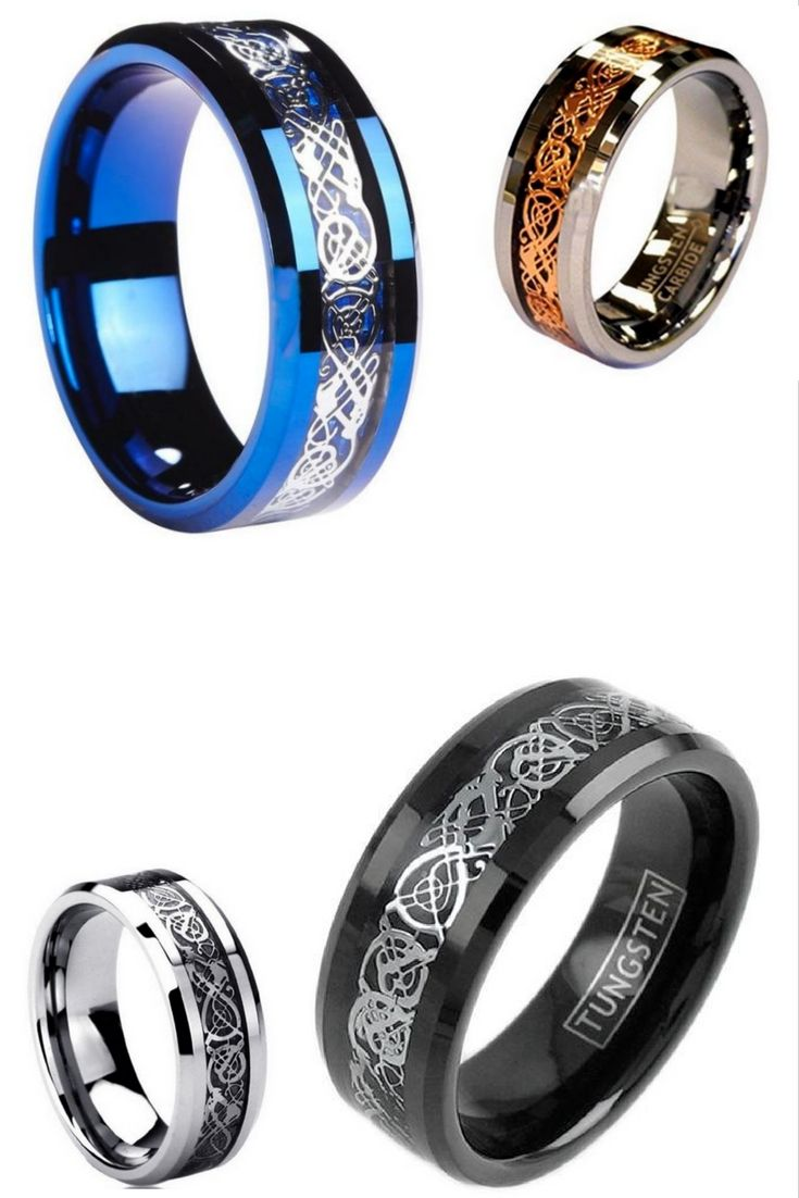 1000 Ideas About Celtic Wedding Bands On Pinterest