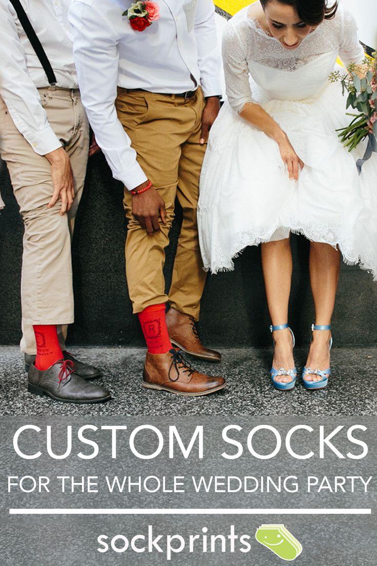 25 best ideas about Wedding socks on Pinterest  Groomsmen socks Groom wedding socks and Gifts