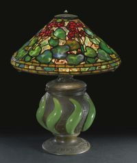 1000+ images about Tiffany Studios Table Lamp Examples on ...