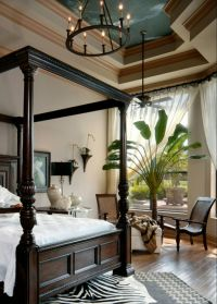 25+ best ideas about British Colonial Bedroom on Pinterest