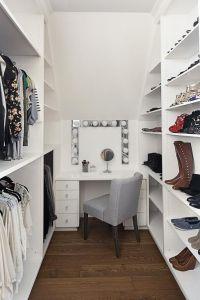 1000+ ideas about Vanity In Closet on Pinterest | Closet ...