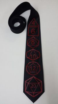 Dungeons and Dragons Mens NeckTie | Birthdays, Awesome and ...