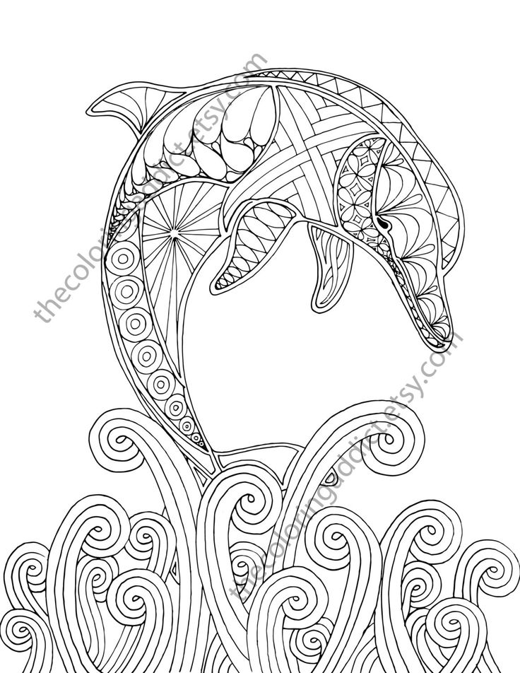 296 best images about Under the Sea Coloring Pages for
