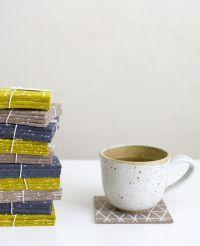 25+ best ideas about Felt coasters on Pinterest | Felt ...