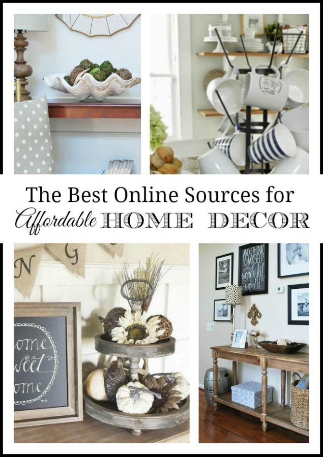 1000 Ideas About Cheap Home Decor Online On Pinterest Home