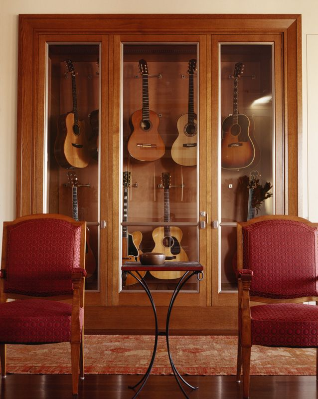 Guitar Storage Cabinet Plans Woodworking Projects Amp Plans