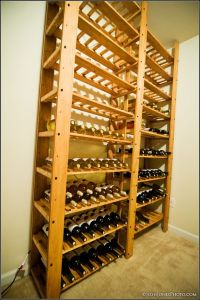 Top 25+ best Wine rack cabinet ideas on Pinterest | Built ...