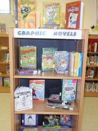 Elementary Library Decoration Themes | Elementary School ...
