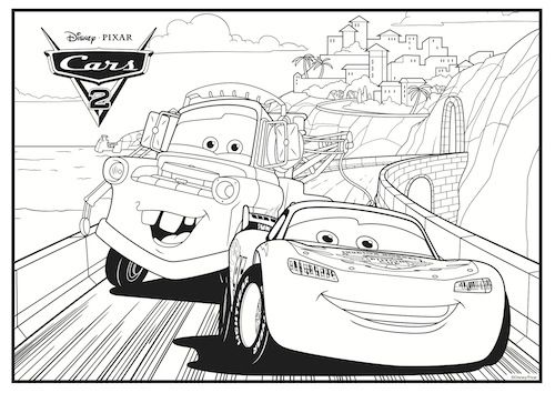 Mcqueen cars coloring pages lightning mc queen,lightning
