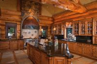Fancy kitchen | Fancy kitchens | Pinterest | Cabin ...