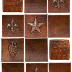 Kitchen Pantry Ideas Storage Boxes Hammered Copper Tiles | Vanities Pinterest ...