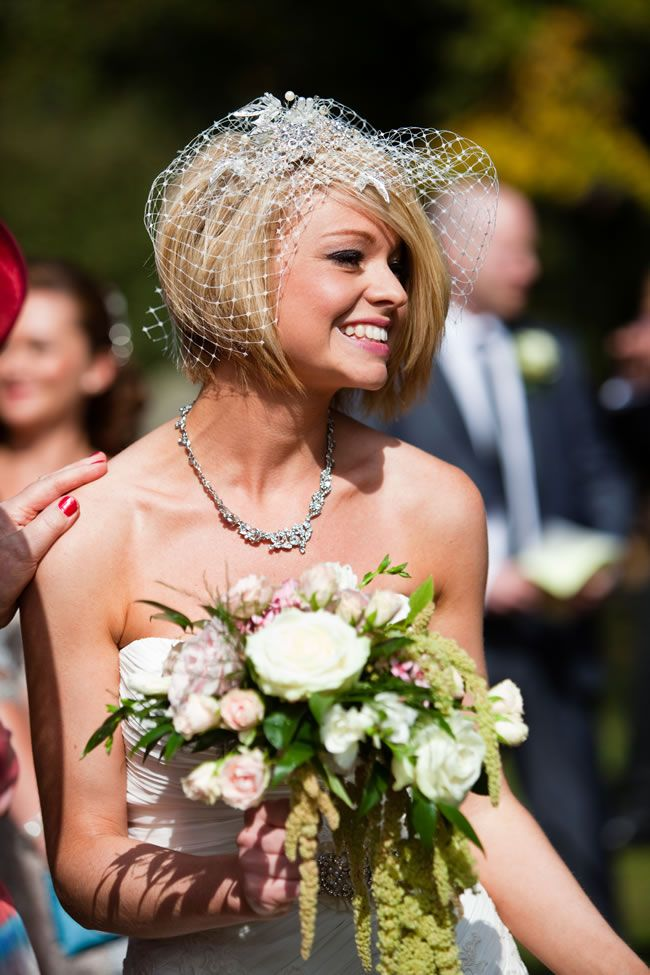 25 Best Ideas About Bob Wedding Hairstyles On Pinterest Short