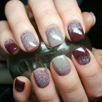 25+ best ideas about Fall Nails on Pinterest | Fall nail ...