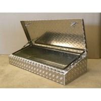 Aluminium Wedge Roof Rack Storage Box | Truck | Pinterest ...
