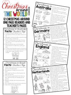 109 best images about First Grade-December on Pinterest