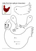 75 best The Little Red Hen images on Pinterest